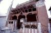 ldk1318_08321 (Peter Hessel) Tags: 1a gompa prayerwheel sakya wanlagompa ind india ladakh wanla