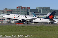 DSC_1482Pmw (T.O. Images) Tags: cfrqn air canada embraer e175 toronto pearson yyz