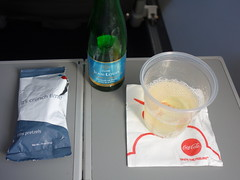 201706008 AA4665 LGA-PIT refreshment (taigatrommelchen) Tags: 20170624 flyingmeals airplane inflight meal food drink refreshment economy aal rpa americanairlines republicairways aa4665 e175 n443yx lgapit