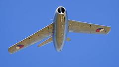 Mikoyan Gurevich   MiG-15 UTI (Łukasz Lipka) Tags: mikoyan gurevich mig15 uti okuti lzsl sliac slovakia airport airbase fighter jet aviation airplane plane aircraft sky blue warbird soviet