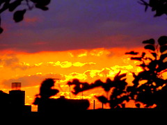 New York Sunset 4th of July (dimaruss34) Tags: newyork brooklyn dmitriyfomenko image sky clouds sunset 4thofjuly