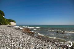 Rügen (Nico Kehder) Tags: nature natur coast küste strand beach outdoor rügen kreidefelsen ufer meer sassnitz ozean ocean sea water green outside blue island sky