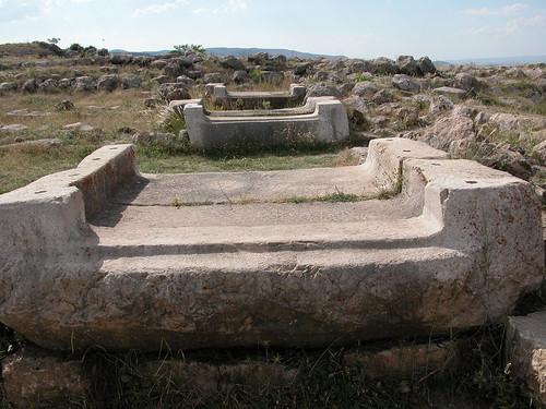 DSCN0901 Hattusas, temple I