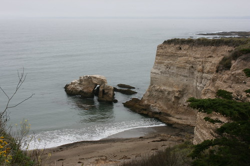 Cliffs at Montana De Oro State Park