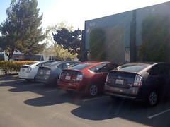 Prius meetup at techshop?
