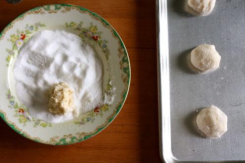 Sugar Cookie Ice Cream Sandwiches