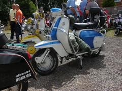 haverhill scooter day 2010 (mark & anne's photos) Tags: vespa scooter lambretta custom haverhill bretta