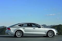2012 Audi A7 Sportback pictures & videos