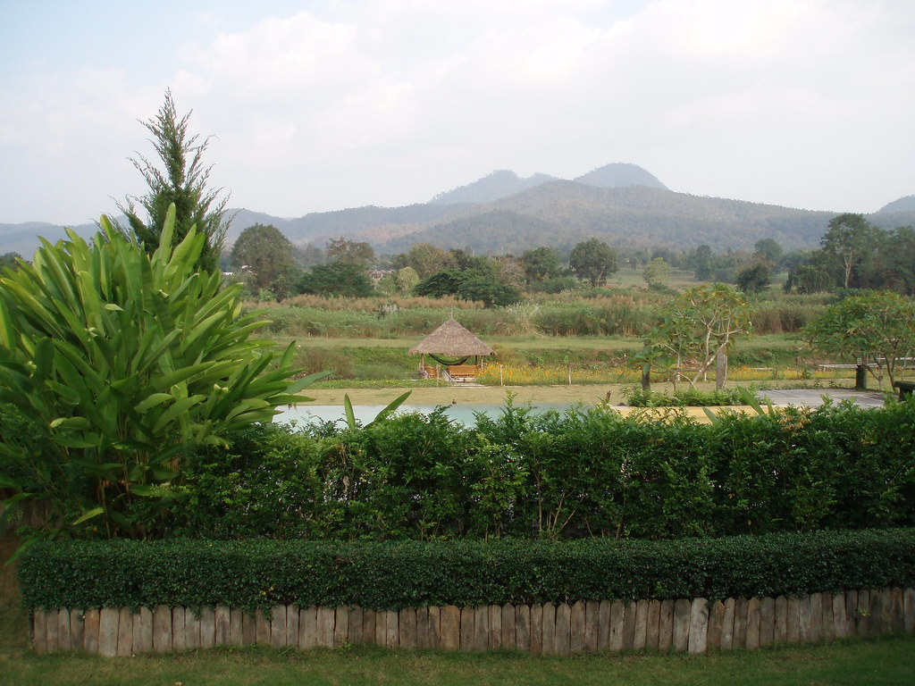 144 View from Belle Villa in Pai