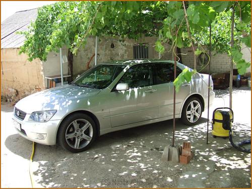 Detallado interior integral Lexus IS200-42