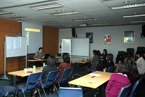 Caricature Workshop for AIA Tampines - Day 3 - 3