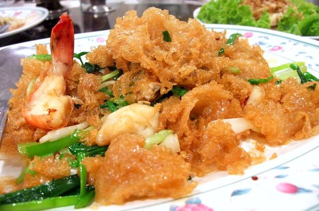 Stir-Fry Fish Maw