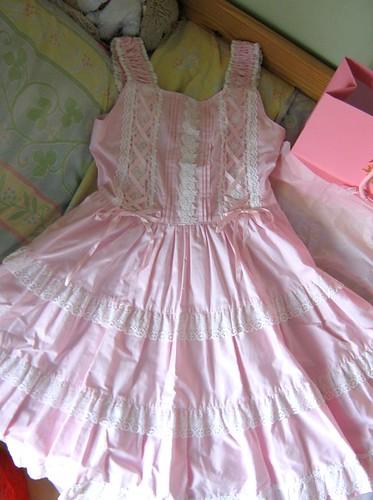 My Pink JSK