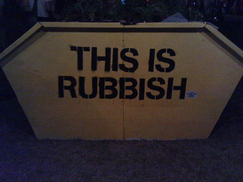 SGP 2010: not rubbish