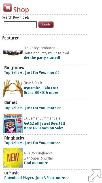 Ringtones Ringbacks & Other Crap