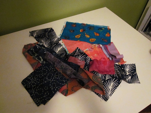 Paper Bag Challenge: the fabric