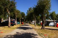 Camping Paloma. (SoyunaSupernova) Tags: camping casetas tarifa quechua caseta campingpaloma