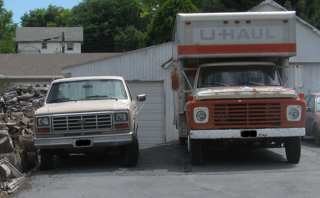 Rental Trucks For Moving >> The World's Best Photos of movingvan and uhaul - Flickr Hive Mind