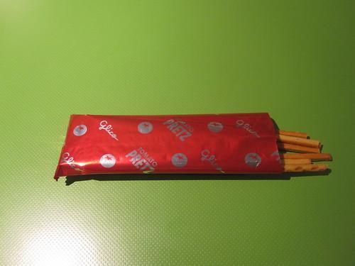 Pretz tomato crackers
