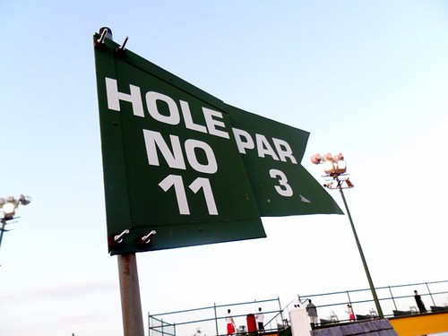 Hole 11 Par 3
