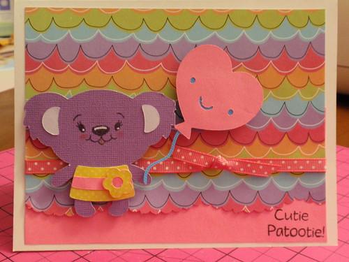 Koala Cutie Patootie!