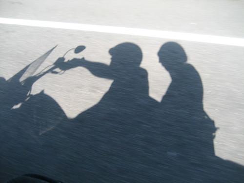 Shadow Riding