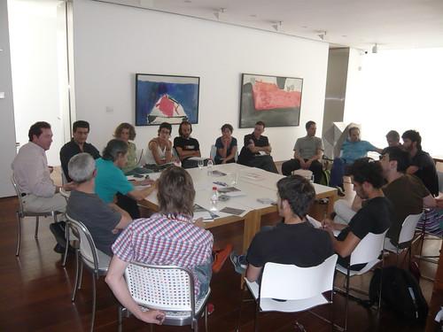 Grupo de discusión del lunes día 7