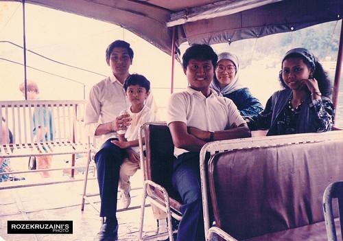 Medan, Indonesia 1986