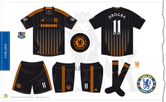 Chelsea away kit 2010/2011 (7football) Tags: shirt football chelsea 11 jersey adidas championsleague maillot 2010 calcio 1011 maglia drogba premierleague trikot 2011 201011 20102011