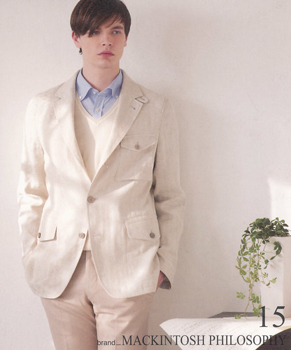 Jason Wilder0127(Isetan Spring2009 Catalog)