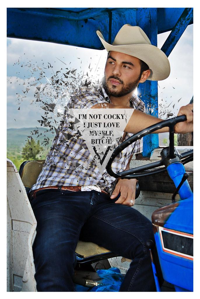 Gay mexican cowboy