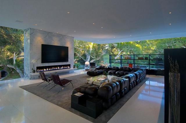 Steve Hermann glazen huis