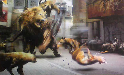 Tokyo Jungle: Post apocalyptic animal battles