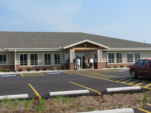A new dental clinic in Northern Wisconsin, funded with support from USDA's Community Facilities Program.