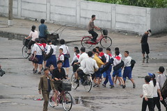 School Children in North Korea (Ray Cunningham) Tags: north korea northkorea dprk dpr