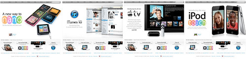 2010 - iPod - tv - iTunes 10