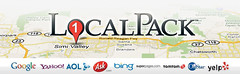 LocalPack - Local SEO Listing Service