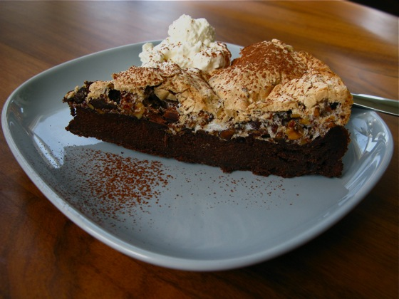 chocolate cake 005
