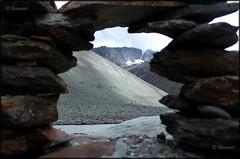 Landscapes ~ Framed (Manasvi Thangavelu) Tags: blue india mountains canon frame spiti himachalpradesh canon500d batal rebelt1i