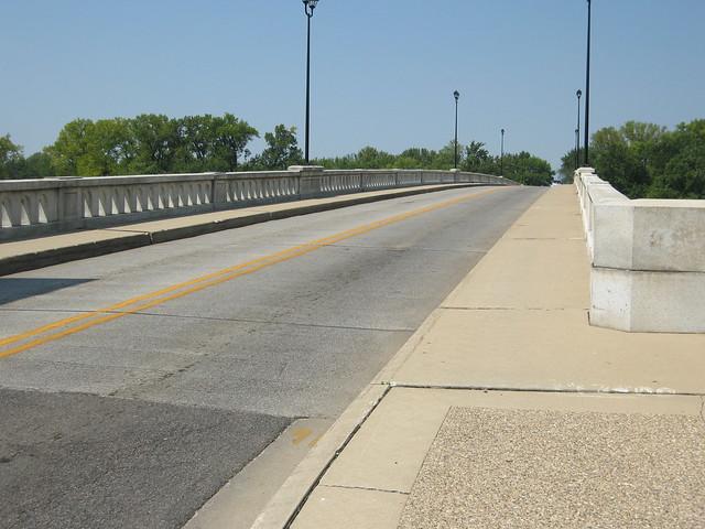 Lincoln Memorial Bridge deck