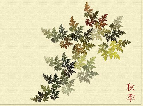 Sumi-e Autumn