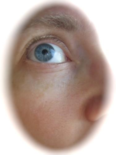 outer eye