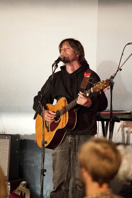 King Creosote at Unbound Finale