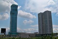 Torres JV (Dni Fotografa) Tags: torre ciudad puebla jv torres palmas judicial angelopolis