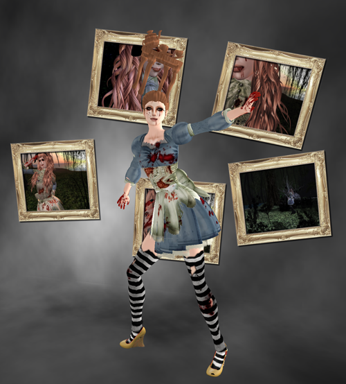 Dreamin'g Alice Outfit not free + a 10l bloodie skin