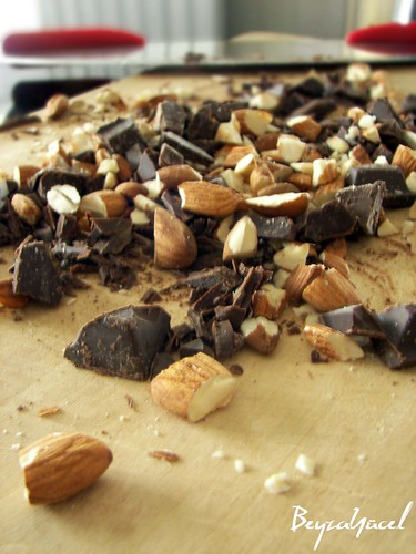 chocolatte granola