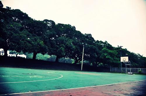 中興新村.籃球場