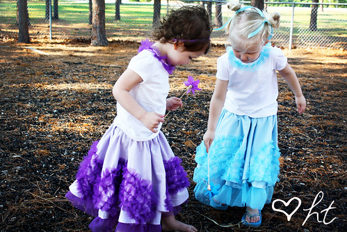 The Twirl n' Go Skirt Pattern by Happy Together