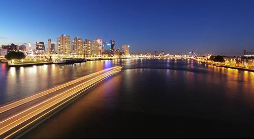 Rotterdam @ River Maas II