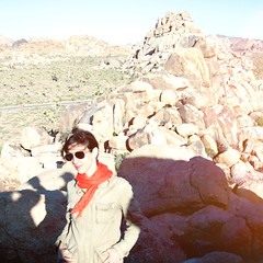 (eviandesign) Tags: ca mountains desert joshuatree